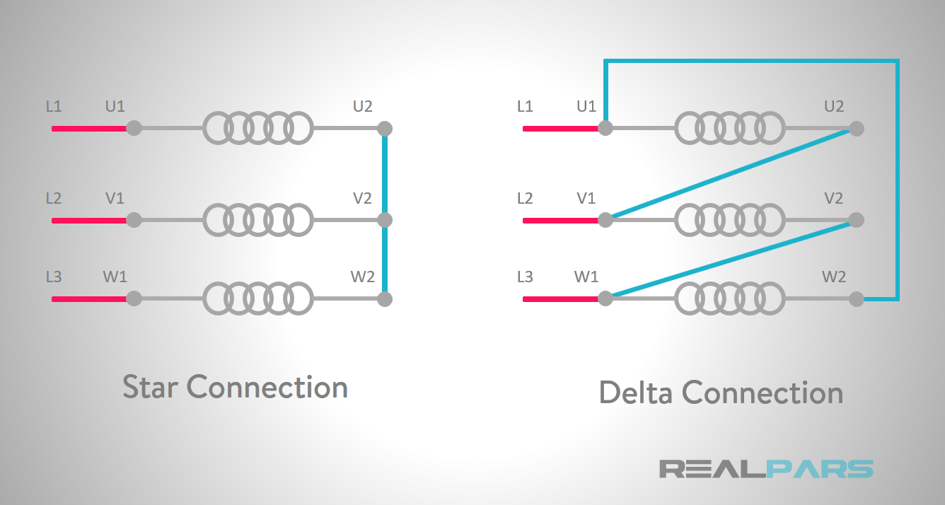 Wiring Diagram Star Delta Plc