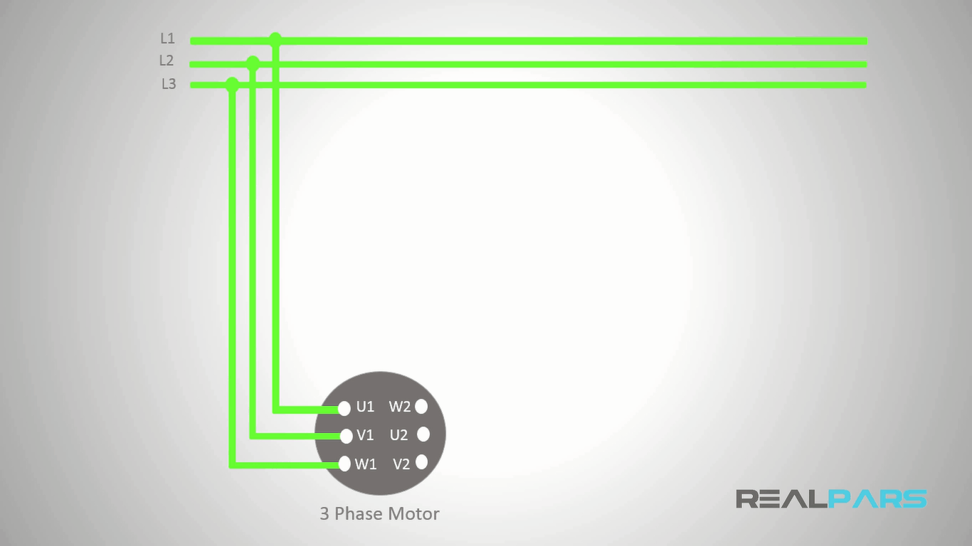 Star-Delta Starter PLC Program and Wiring - Part 5 on single phase light wiring, single phase compressor wiring, single phase connector wiring, single phase electrical wiring, single phase panel wiring, single phase capacitor wiring, single phase disconnect wiring, single phase control wiring, single phase blower wiring, single phase alternator wiring, single phase generator wiring, single phase starter wiring,