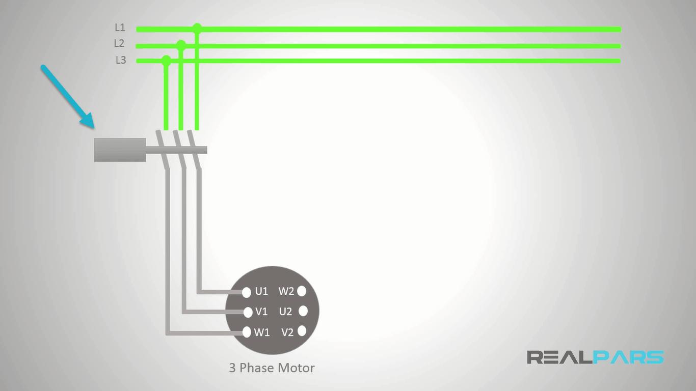 Star-Delta Starter PLC Program and Wiring - Part 5