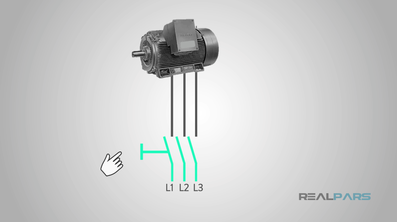 What Is A Relay System Current Motor When We Use The Contacts That Close Can Be Rated For Much Higher