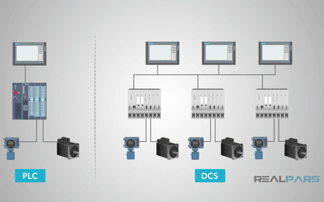 What is the Difference Between PLC and DCS?