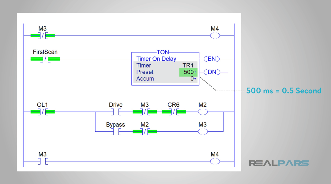What is ladder logic realpars these sorts of more complex functions are what we call function blocks in ladder logic programming the functions contained in these blocks and how they ccuart Choice Image
