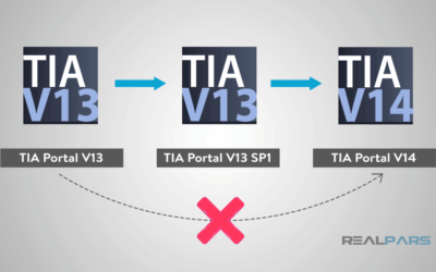 How to Open up TIA Portal V13 Projects in TIA Portal V14?