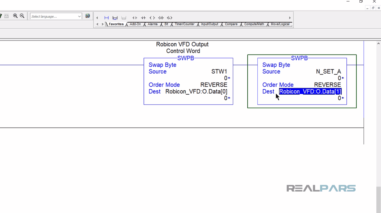 How to Control a VFD with a PLC - Part 1 (ControlLogix 5000 and HMS