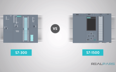 What are the differences between SIMATIC S7-300 and S7-1500 PLCs?