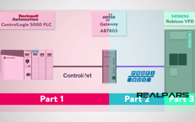 How to Control a VFD with a PLC – Part 3 (Siemens VFD Configuration)
