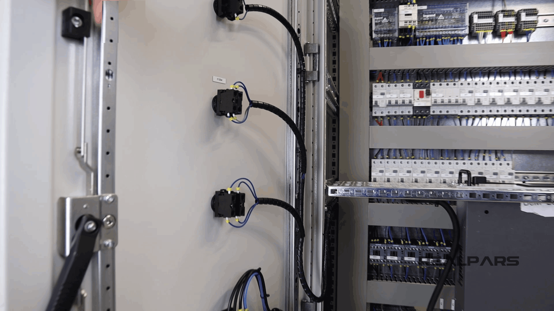 Basics Of An Electrical Control Panel Practical Example Realpars