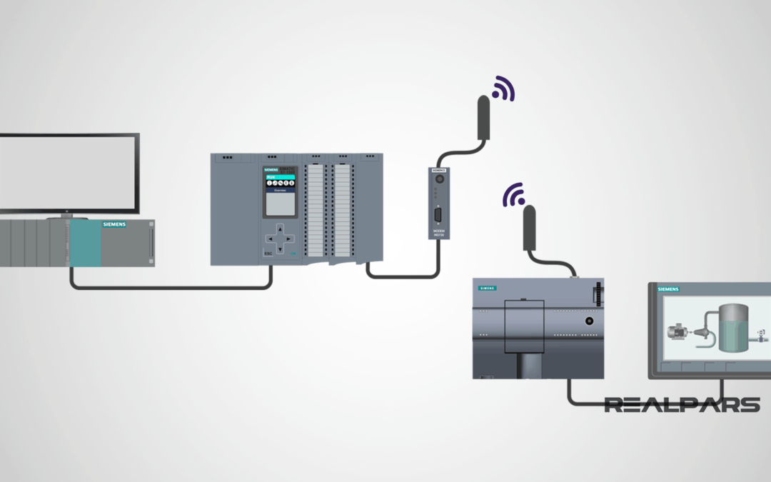 How does Industrial Wireless Communication Work?