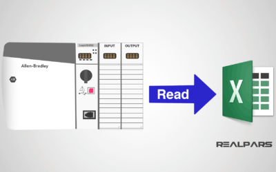 How to Configure Excel READ Communication from PLC (DDE)