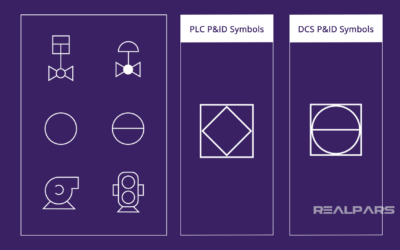 How to Interpret DCS and PLC Symbols on a P&ID