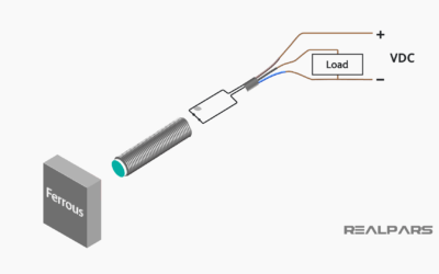 3-wire Inductive Proximity Sensor | How to Read the Datasheet