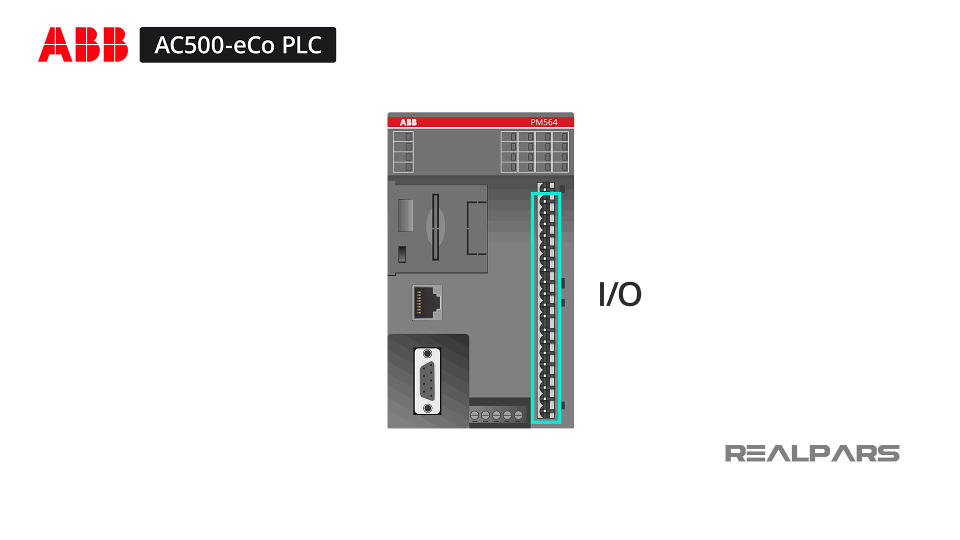 ABB PLC AC500-eCo