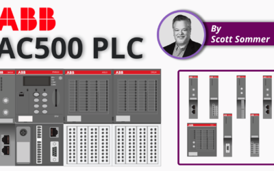 ABB PLC | An Introduction to ABB AC500 PLCs