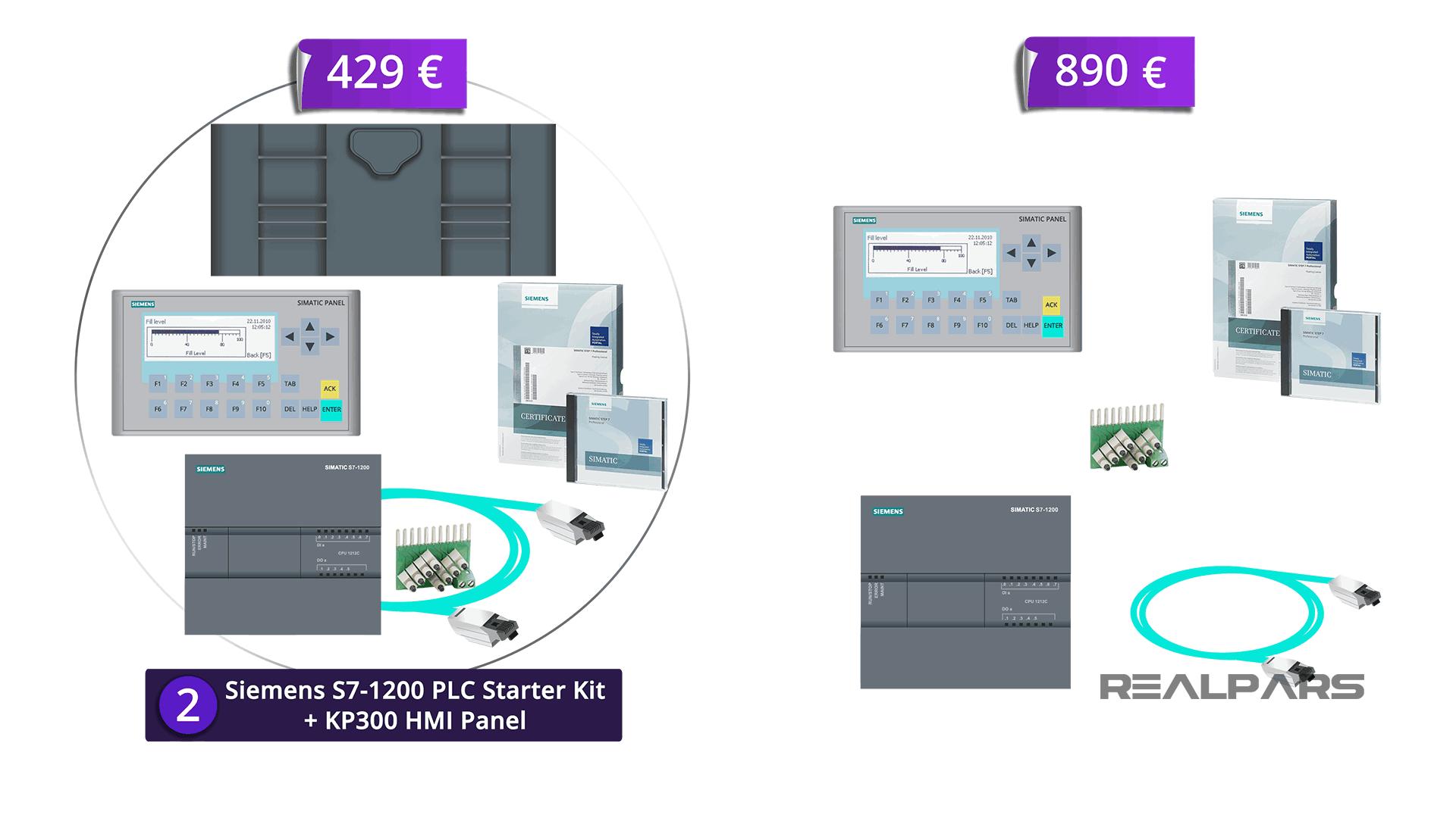 Cheap PLC Starter Kit
