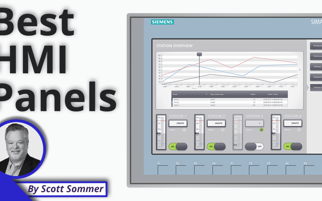 What is the Best HMI Panel?