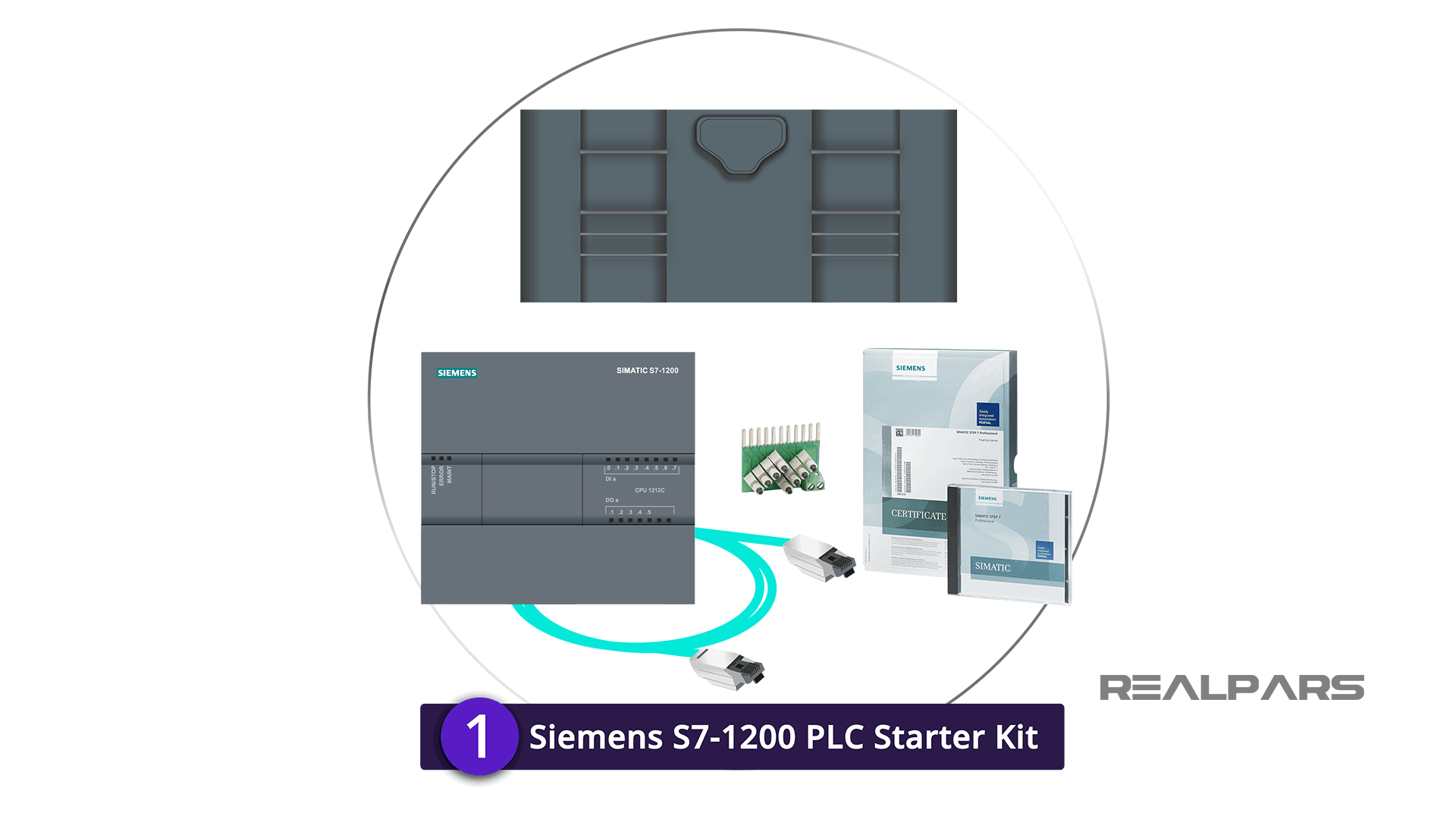 Siemens S7-1200 PLC Starter Kits, a Cheap PLC