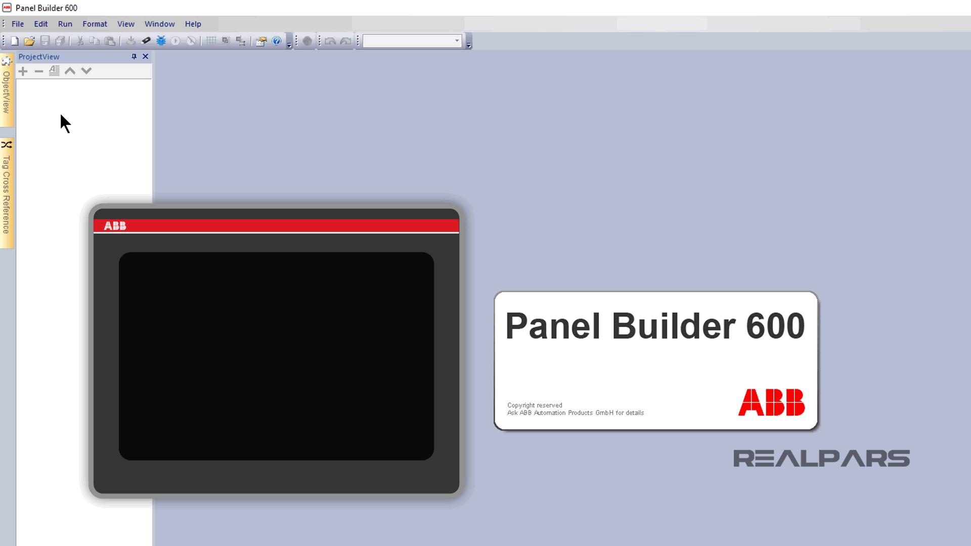ABB Panel Builder 600