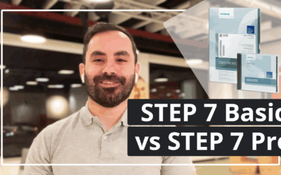 Difference between STEP 7 Basic and STEP 7 Professional