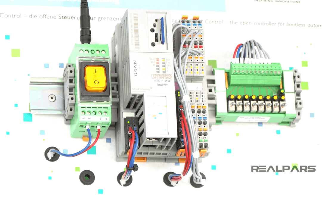 PLCnext – Connecting Industrial Automation to the IT World