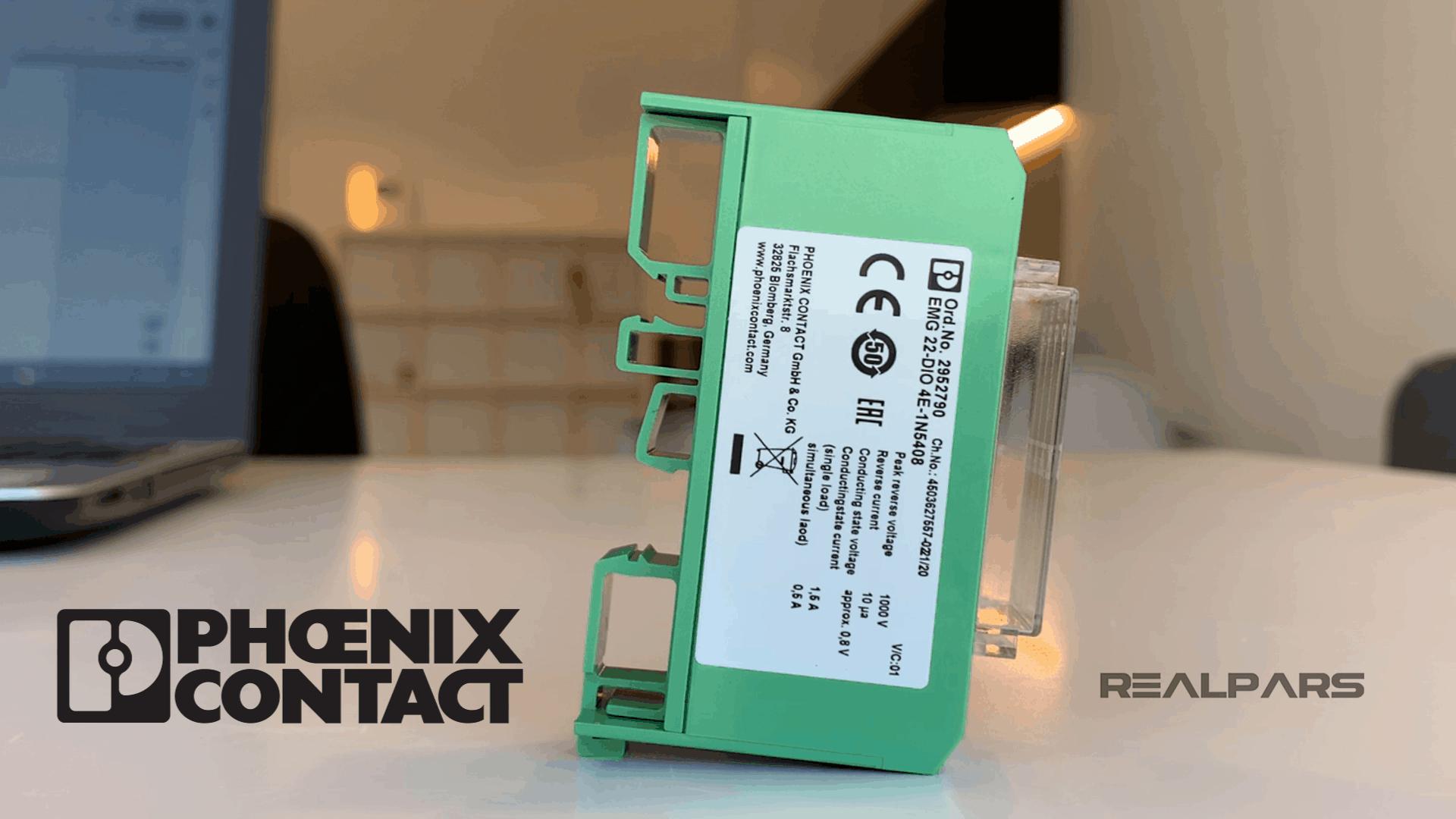 Phoenix Contact Diode Module