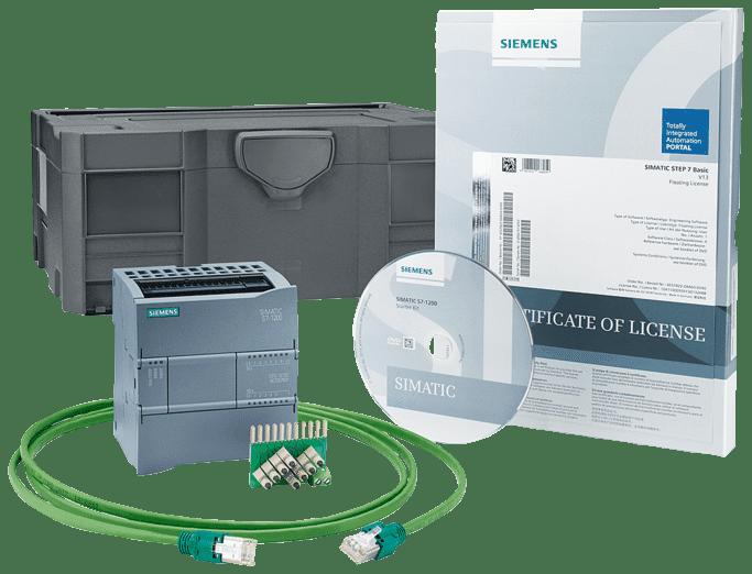 SIMATIC S7_1200 PLC starter kit