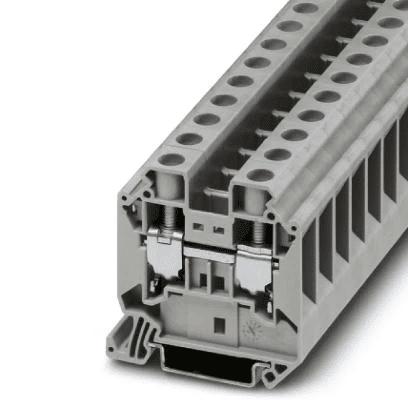 Feed-through terminal block - UT 16 - 3044199