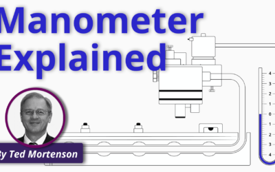 Manometer Explained | Working Principle