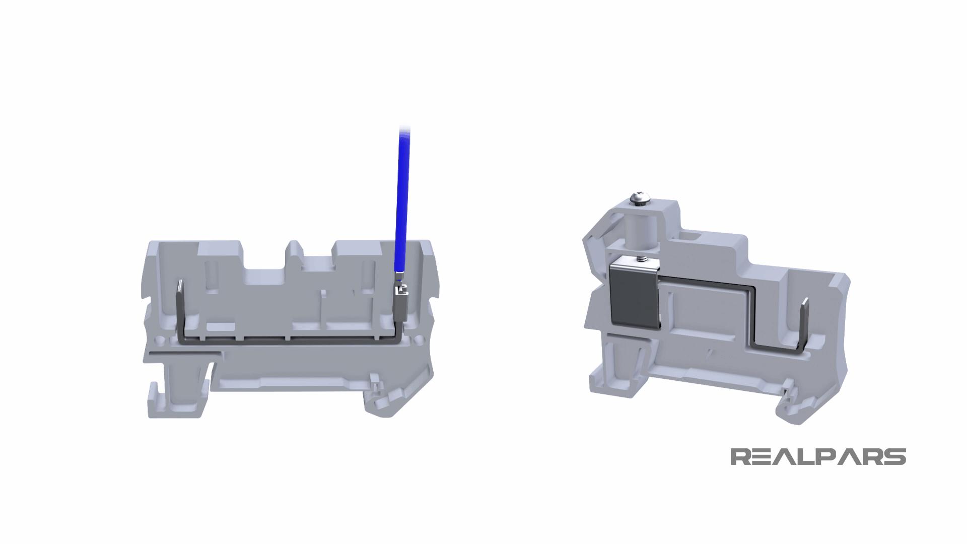 Tab Connector terminal blocks