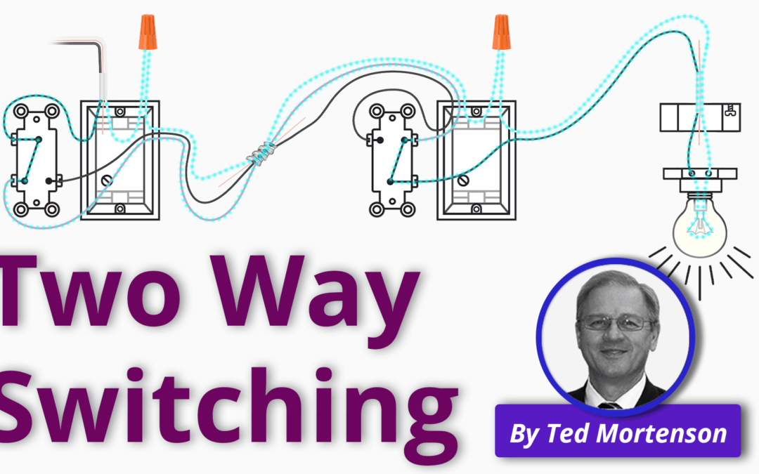 Two Way Switching Explained | How to Wire 2 Way Light Switch