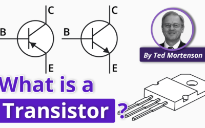 What is a Transistor? | Working Principles