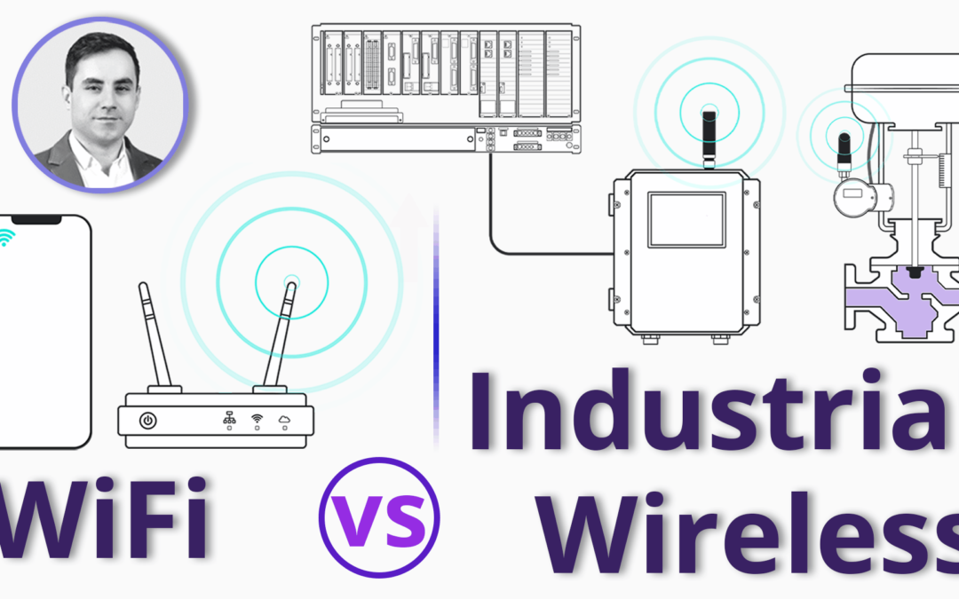WiFi vs Industrial Wireless – What is the difference?