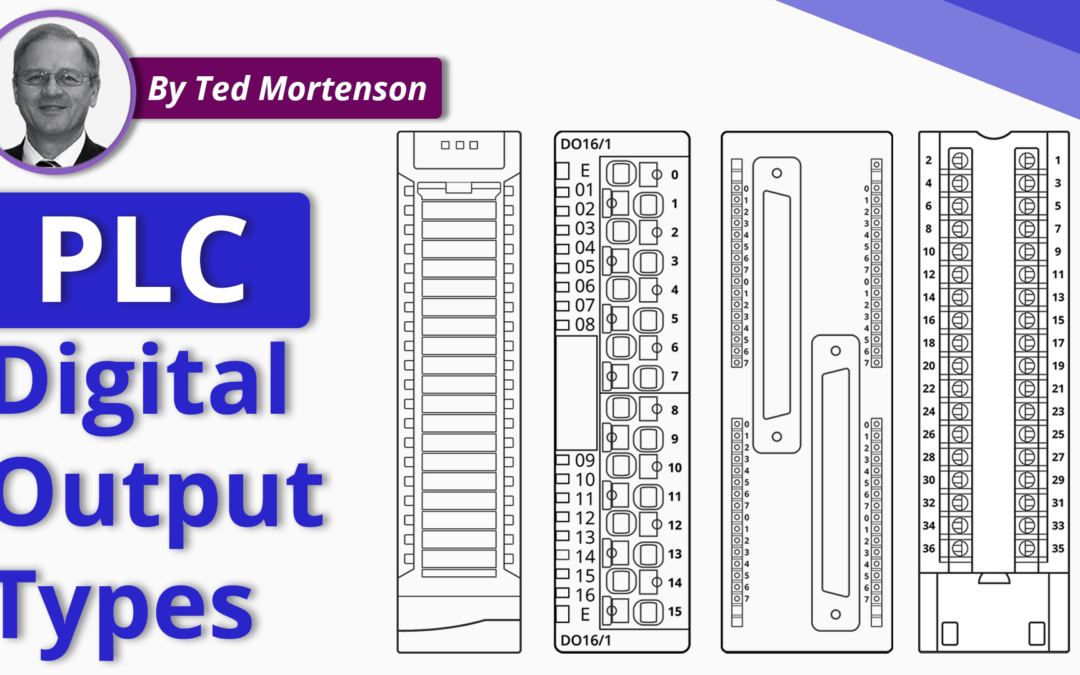 PLC Output Types | Solid State vs Relay