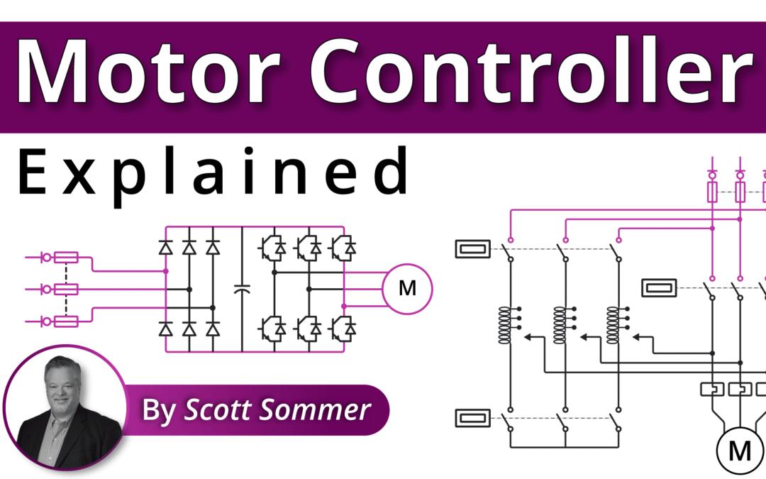 Motor Starter Explained   Motor Starter Types