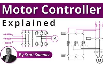 Motor Starter Explained | Motor Starter Types