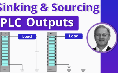 Sinking and Sourcing PLC Outputs Explained