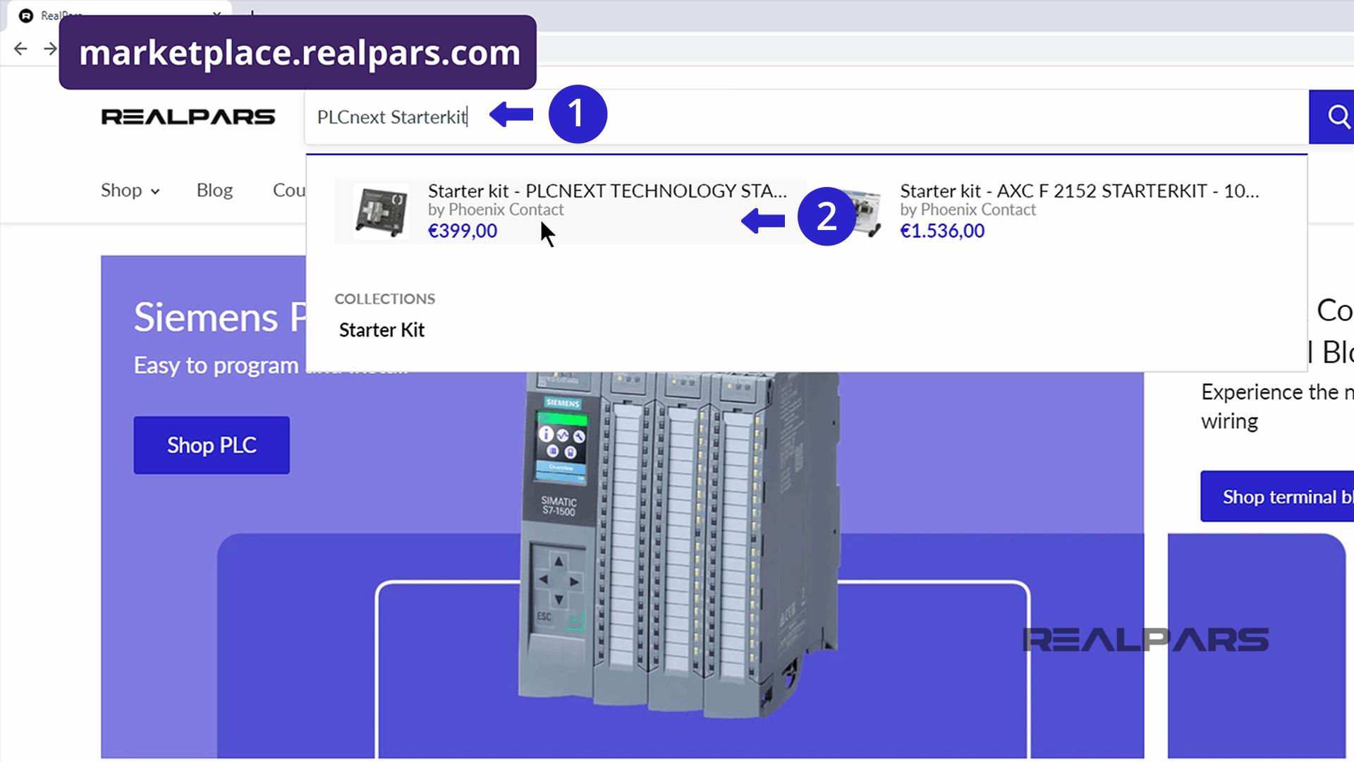 Download PLCnext Engineer.