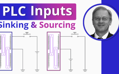 Sinking and Sourcing PLC Inputs | What is the Difference?