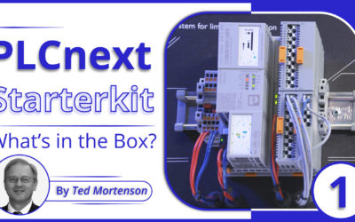 PLCnext Starterkit | What's in the Box?