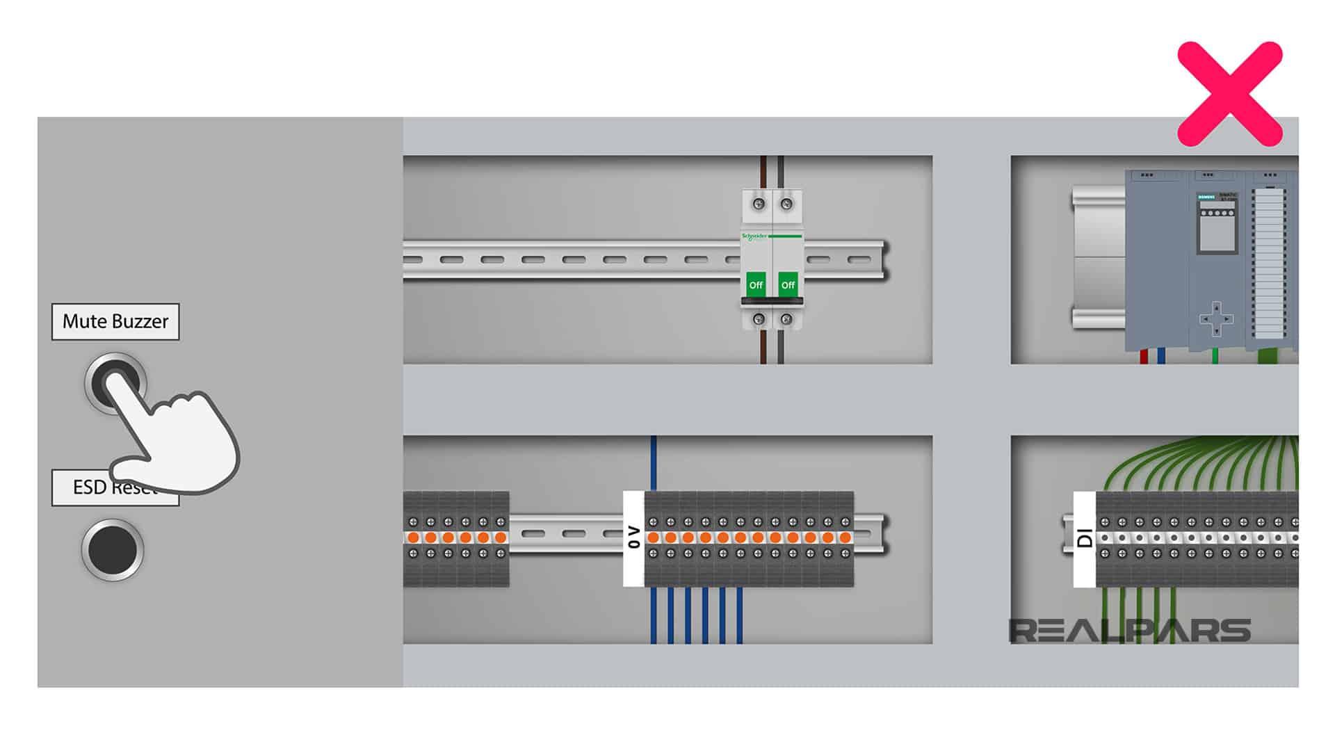 Powering Up PLC Power Supply