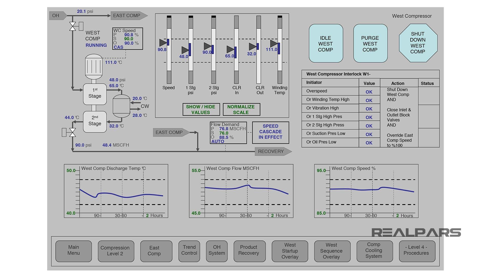 HMI-Level-3-display