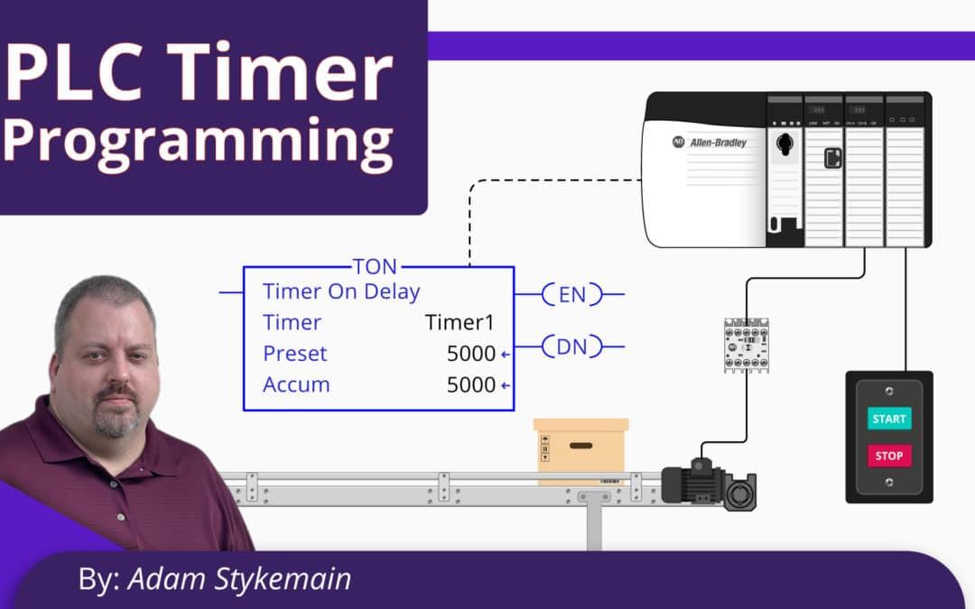 PLC Timer Programming for Beginners