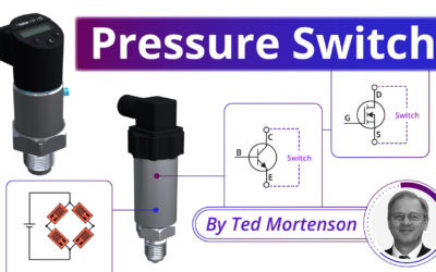 Pressure Switch Explained | Types of Pressure Switches