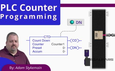 PLC Counter Programming for Beginners
