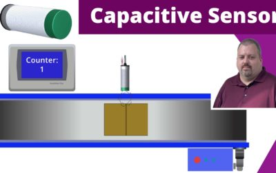 Capacitive Sensor Explained | Different Types and Applications