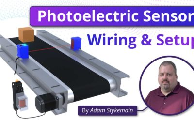 Photoelectric Sensor Wiring, Setup, and Troubleshooting