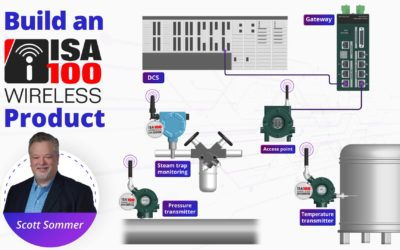 How to Build an ISA100 Wireless Product